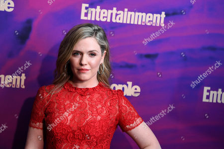 Editorial image of Entertainment Weekly and People Magazine Upfront Party, Arrivals, Union Park, New York, USA - 13 May 2019