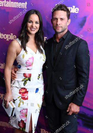 Melissa Fumero and David Fumero