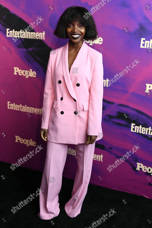 Editorial picture of Entertainment Weekly and People Magazine Upfront Party, Arrivals, Union Park, New York, USA - 13 May 2019