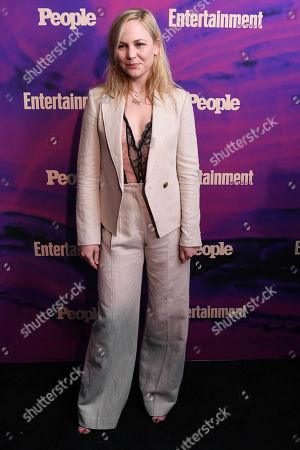 Editorial photo of Entertainment Weekly and People Magazine Upfront Party, Arrivals, Union Park, New York, USA - 13 May 2019