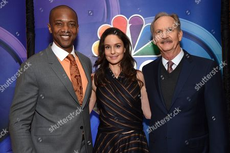 Editorial image of NBC 2019/20 Upfront, New York, USA - 13 May 2019