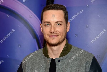 Jesse Lee Soffer attends the NBC 2019/20 Upfront at The Four Seasons New York, in New York