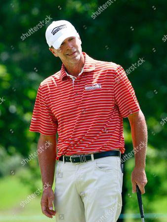 Editorial photo of Champions Tour Golf, Birmingham, USA - 13 May 2019