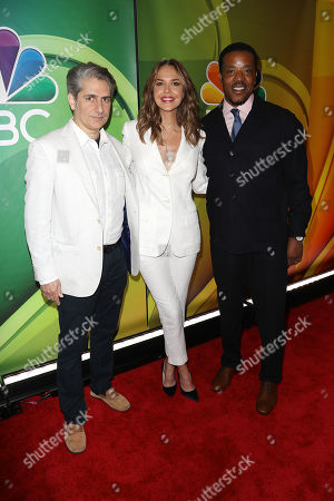 Michael Imperioli, Arielle Kebbel and Russell Hornsby