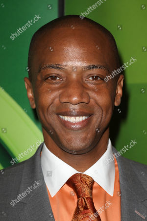 Stock Image of J. August Richards