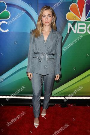 Stock Picture of Melissa Roxburgh