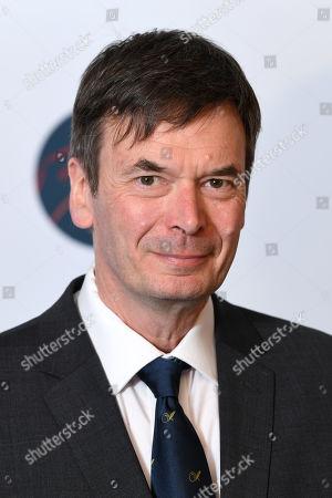 Editorial image of British Book Awards, Grosvenor House Hotel, London, UK - 13 May 2019