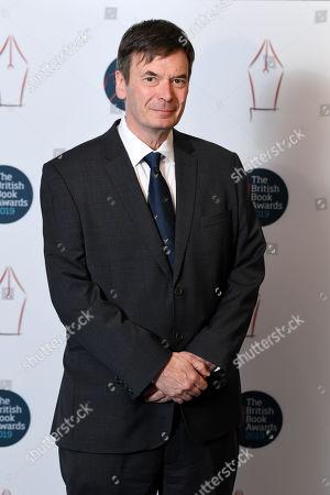 Editorial photo of British Book Awards, Grosvenor House Hotel, London, UK - 13 May 2019