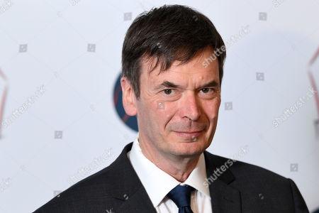 Stock Photo of Ian Rankin