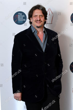 Editorial image of British Book Awards, Grosvenor House Hotel, London, UK - 13 May 2019