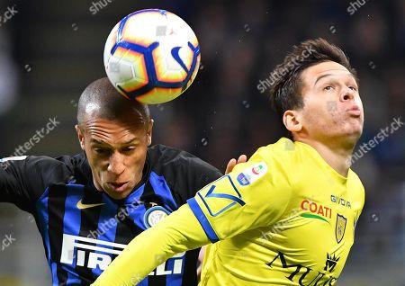 Editorial image of Inter FC vs Chievo Verona, Milan, Italy - 13 May 2019