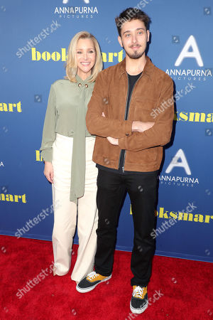 Lisa Kudrow and Julian Murray Stern