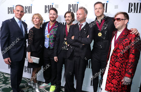 Editorial image of 67th Annual BMI Pop Awards, Arrivals, Beverly Wilshire Hotel, Los Angeles, USA - 14 May 2019