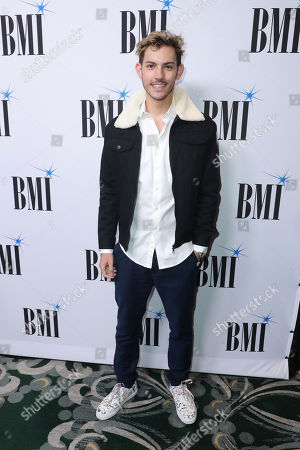 Editorial picture of 67th Annual BMI Pop Awards, Arrivals, Beverly Wilshire Hotel, Los Angeles, USA - 14 May 2019