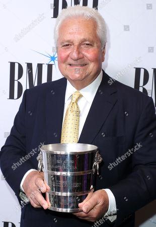 Stock Image of Martin Bandier, BMI Icon Award recipient