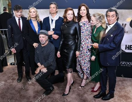 John Hawkes, Kim Dickens, Dayton Callie, Timothy Olyphant, David Milch, Molly Parker, Robin Weigert, Paula Malcomson and Ian McShane