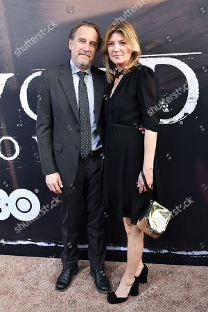 Gregg Fienberg and Annie Fitzgerald