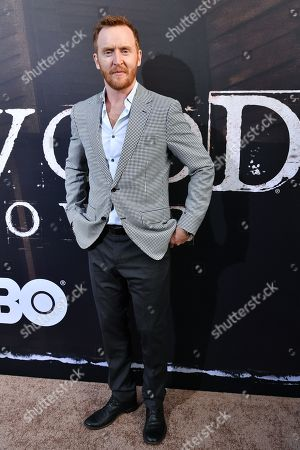 Stock Picture of Tony Curran