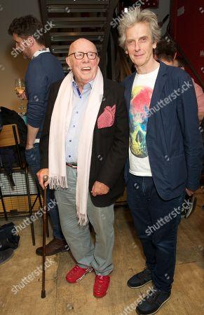 Richard Wilson and Peter Capaldi