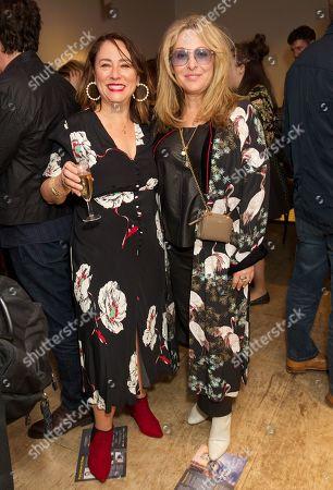 Arabella Weir & Tracy-Ann Oberman