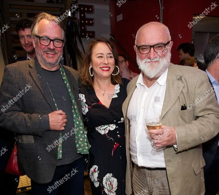 Editorial image of 'The Last Temptation Of Boris Johnson' press night, London, UK - 13 May 2019