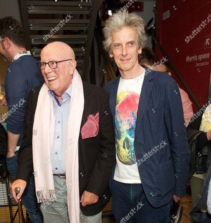 Editorial image of 'The Last Temptation Of Boris Johnson' press night, London, UK - 13 May 2019