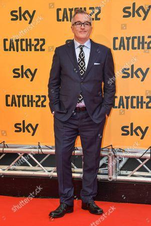 Stock Picture of Luke Davies