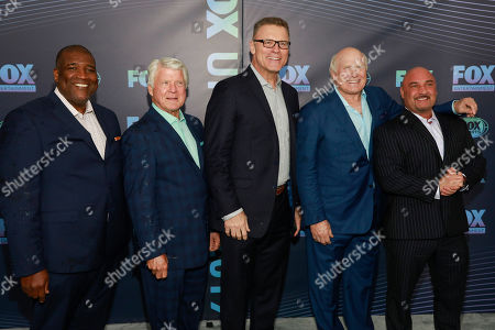Editorial photo of FOX 2019 Upfront Party, New York, USA - 13 May 2019