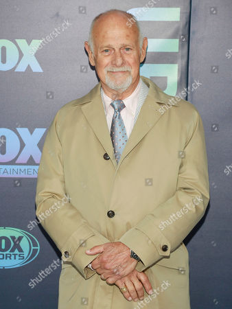 Gerald McRaney attends the FOX 2019 Upfront party at Wollman Rink in Central Park, in New York