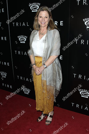 Stock Image of Allyn Stewart (Producer)