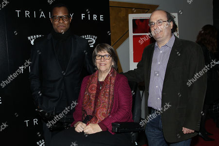 Geoffrey Fletcher (Screenwriter), Elizabeth Gilbert, David Grann (New Yorker Journalist)
