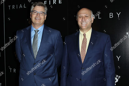 Editorial picture of Special Screening of 'Trial By Fire' hosted by Alexander Soros, New York, USA - 13 May 2019