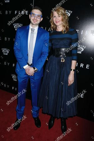 Editorial image of Special Screening of 'Trial By Fire' hosted by Alexander Soros, New York, USA - 13 May 2019