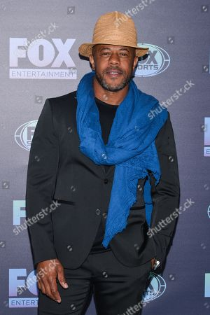 Stock Image of Rockmond Dunbar