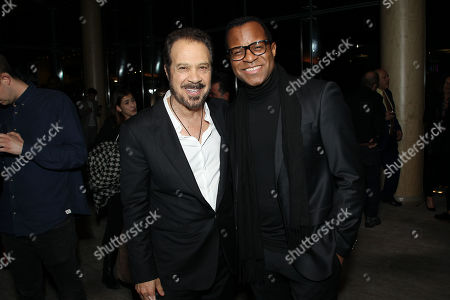 Stock Picture of Edward Zwick (Director), Geoffrey Fletcher