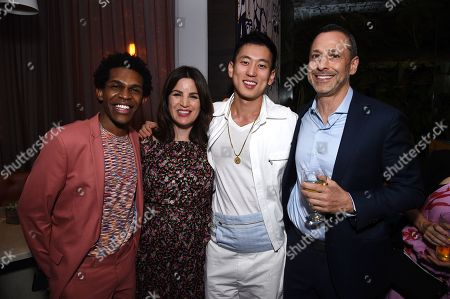 Camrus Johnson, Elysa Koplovitz Dutton, Producer, Jake Choi, Leslie Morgenstein, Producer