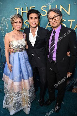 Editorial photo of 'The Sun Is Also A Star' film premiere, Los Angeles, USA - 13 May 2019