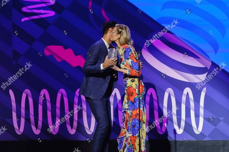 Editorial photo of 2019 Webby Awards, New York, USA - 13 May 2019