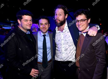 Chris Miller, Fred Savage, Ike Barinholtz, Phil Lord