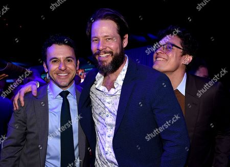 Editorial picture of Fox Upfront Presentation, After Party, Central Park's Wollman Rink, New York, USA - 13 May 2019