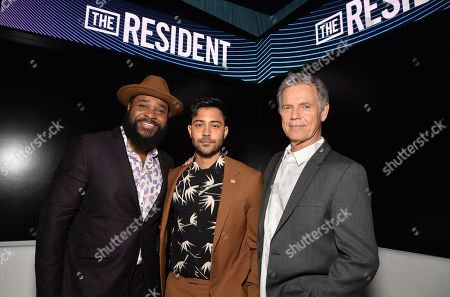Editorial image of Fox Upfront Presentation, After Party, Central Park's Wollman Rink, New York, USA - 13 May 2019
