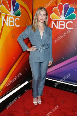 Editorial picture of NBCUniversal Upfront Presentation, Arrivals, Four Seasons Hotel, New York, USA - 13 May 2019