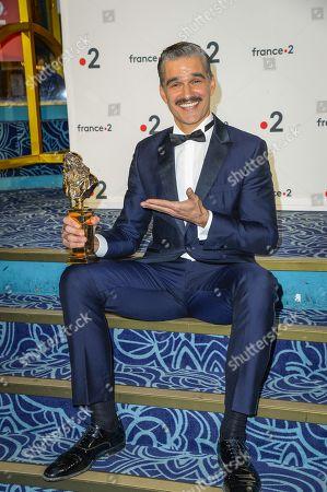 Editorial photo of 31st Night of the Molieres Awards at the Folies Bergeres, Paris, France - 13 May 2019
