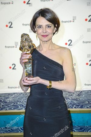 Editorial picture of 31st Night of the Molieres Awards at the Folies Bergeres, Paris, France - 13 May 2019
