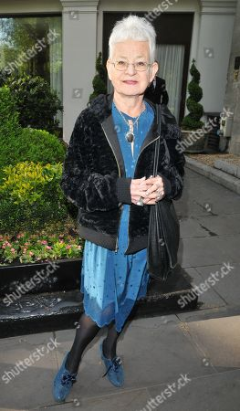 Stock Photo of Dame Jacqueline Wilson