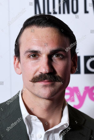 Stock Picture of Henry Lloyd-Hughes