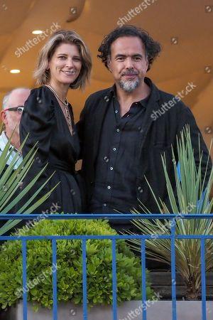 Alejandro Gonzalez Inarritu, Maria Eladia Hagerman