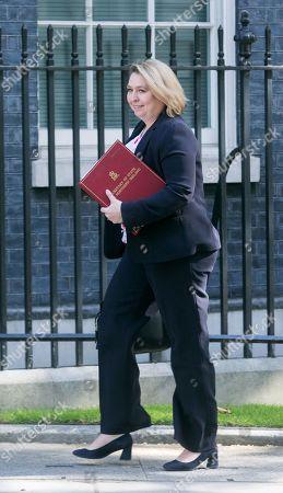 Karen Bradley, Secretary of State for Northern Ireland