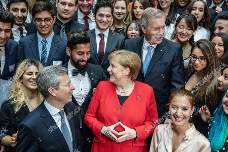 Editorial image of 70th anniversary of German Basic Law, Berlin, Germany - 14 May 2019