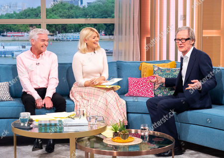 Editorial image of 'This Morning' TV show, London, UK - 14 May 2019